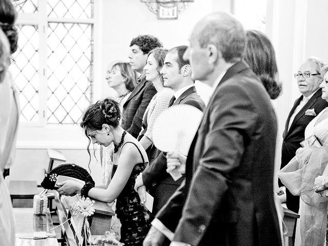 La boda de Edgar y Mari Luz en Alalpardo, Madrid 16