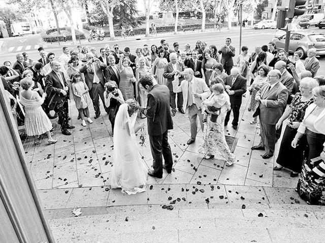 La boda de Edgar y Mari Luz en Alalpardo, Madrid 19