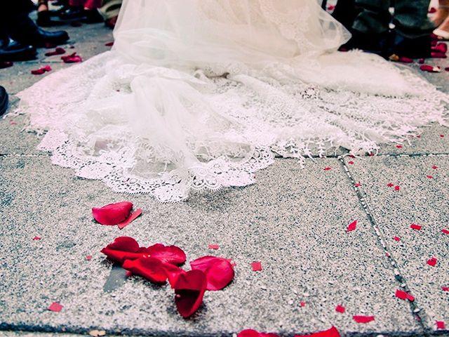 La boda de Edgar y Mari Luz en Alalpardo, Madrid 20