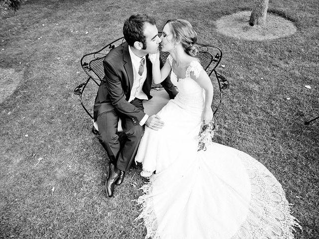 La boda de Edgar y Mari Luz en Alalpardo, Madrid 21