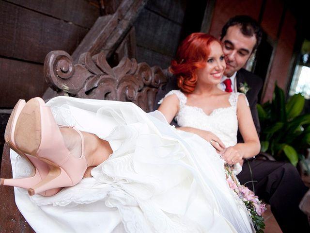 La boda de Edgar y Mari Luz en Alalpardo, Madrid 22