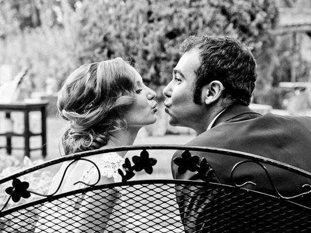 La boda de Edgar y Mari Luz en Alalpardo, Madrid 23