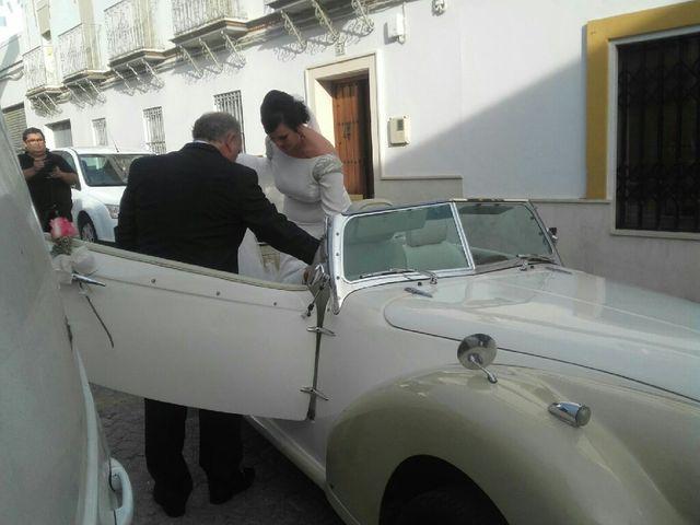 La boda de Manuel y Miriam en Marchena, Sevilla 3