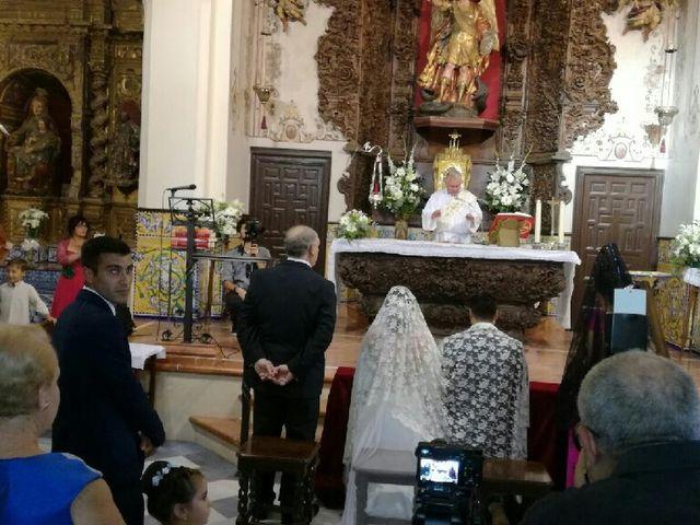 La boda de Manuel y Miriam en Marchena, Sevilla 2