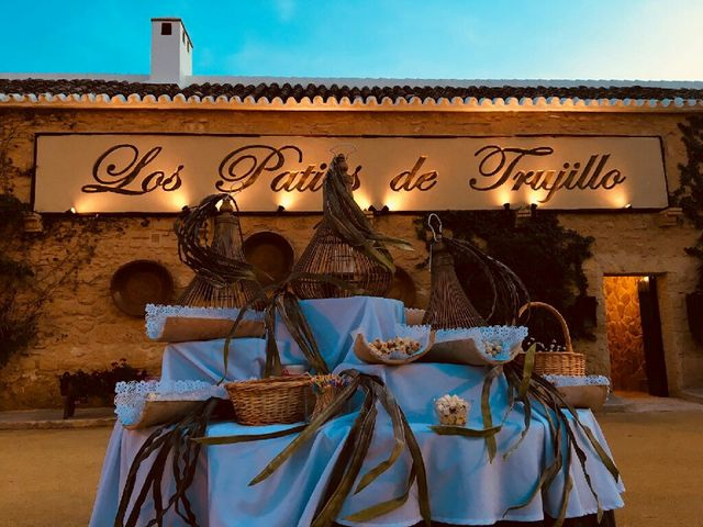 La boda de Manuel y Miriam en Marchena, Sevilla 1