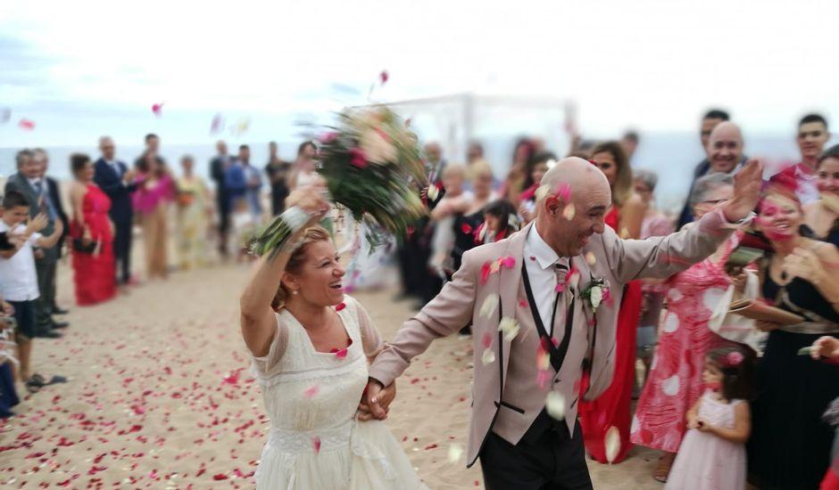 La boda de Juanfran  y Silvia  en Pineda De Mar, Barcelona