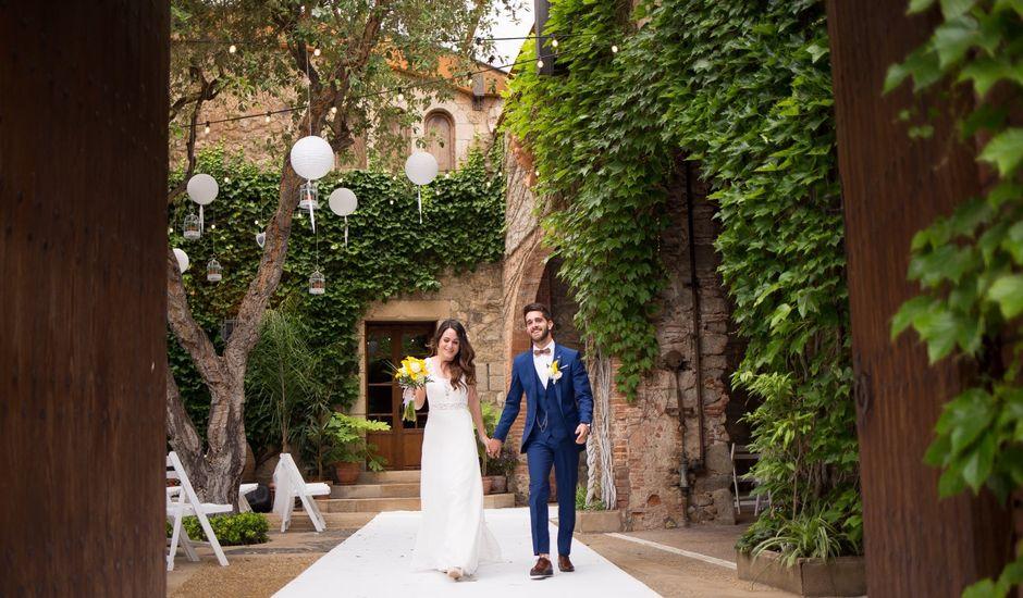 La boda de Xavi y Laura en Vilanova Del Valles, Barcelona