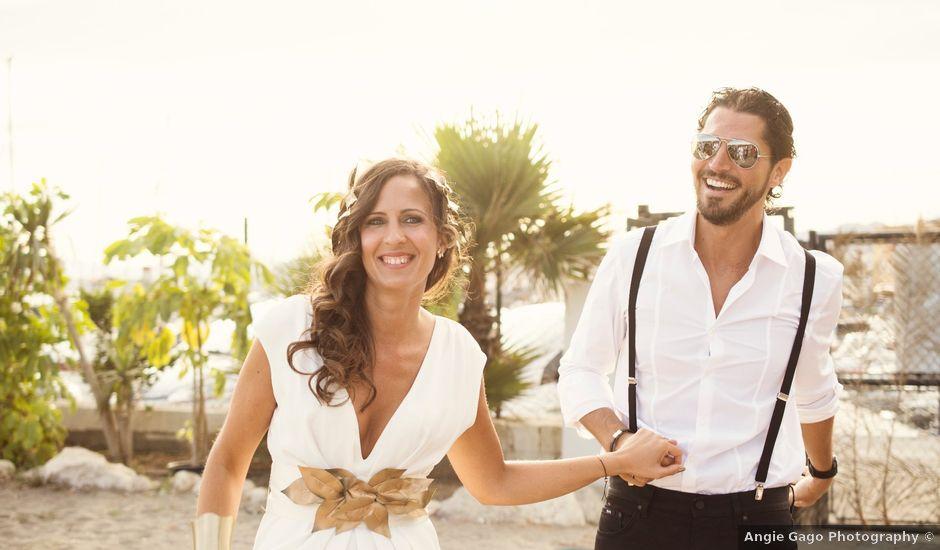 La boda de Javi y Nadia en Málaga, Málaga
