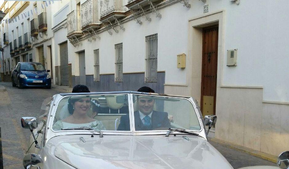 La boda de Manuel y Miriam en Marchena, Sevilla