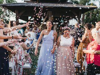 La boda de Noemi y Laura
