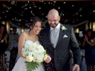 La boda de Sabrina y Álvaro