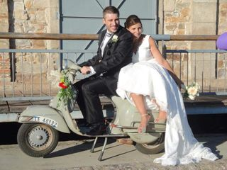 La boda de Mony y Fran
