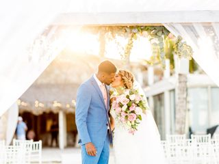 La boda de Savis y Joseph