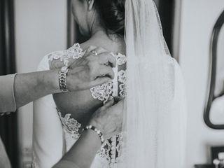 La boda de Angie  y Luis  3
