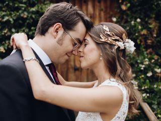 La boda de Natuca y Pablo