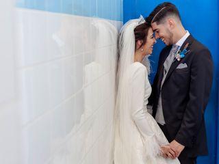 La boda de Zulema y German 3
