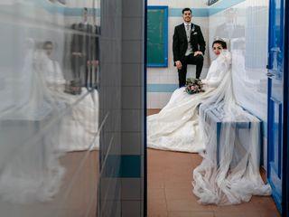 La boda de Zulema y German