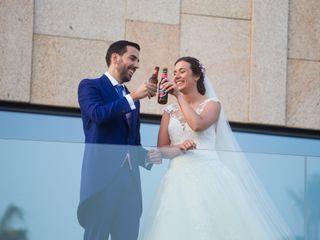 La boda de Lucía y Dinis 1
