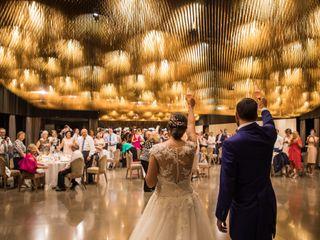 La boda de Lucía y Dinis