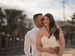 La boda de Yesia y Darwin