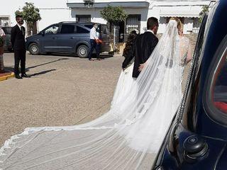 La boda de Guadalupe  y Jose manuel 3