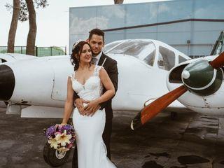 La boda de Tania y Miguel