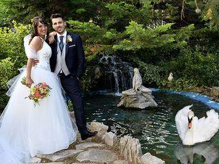 La boda de Alex y Eida