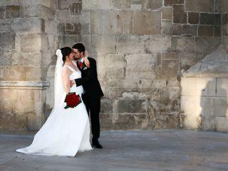 La boda de Teresa y Dani