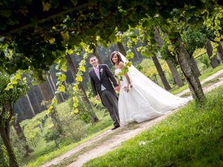 La boda de Adela y Daniel