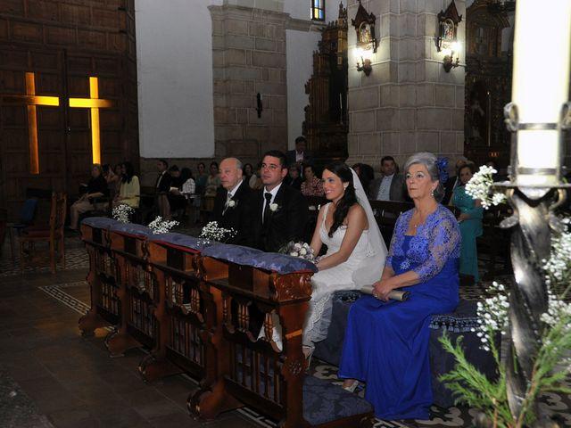 La boda de Jesus y Manuela en Castuera, Badajoz 8