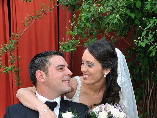 La boda de Jesus y Manuela en Castuera, Badajoz 10