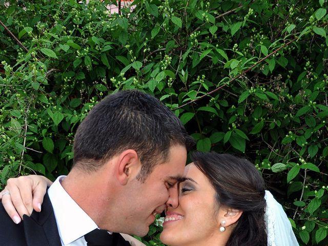 La boda de Jesus y Manuela en Castuera, Badajoz 12