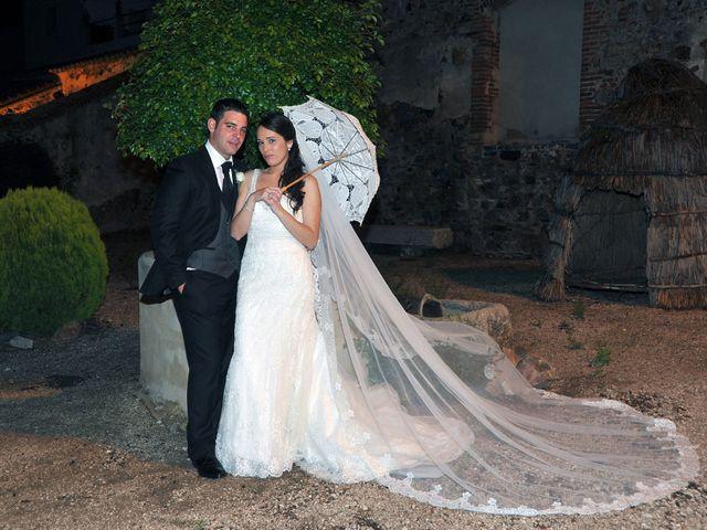 La boda de Jesus y Manuela en Castuera, Badajoz 17