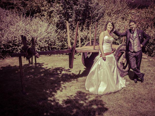 La boda de Patricia y Jorge en Prado (Lalin), Pontevedra 34