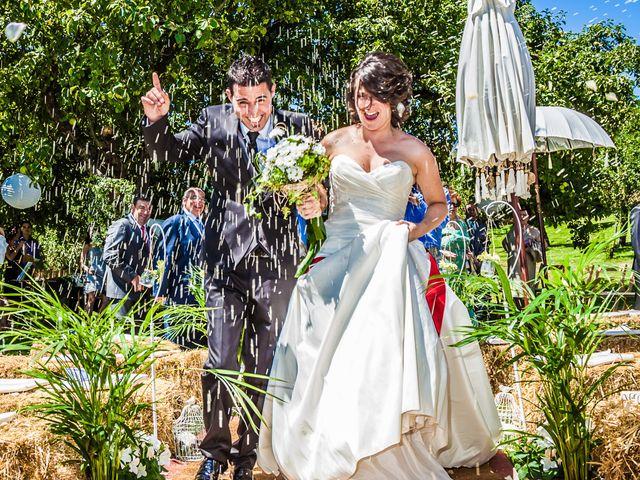 La boda de Patricia y Jorge en Prado (Lalin), Pontevedra 35