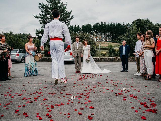 La boda de Etxahun y Ainize en Amurrio, Álava 46