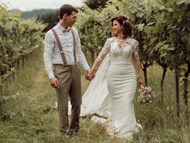 La boda de Ainize y Etxahun