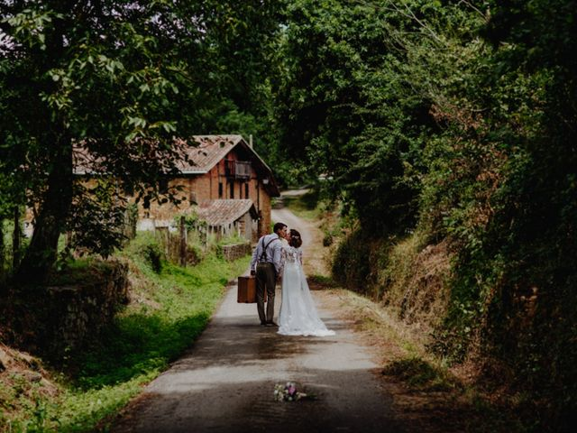 La boda de Etxahun y Ainize en Amurrio, Álava 51