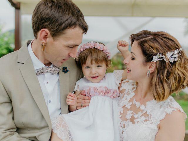 La boda de Etxahun y Ainize en Amurrio, Álava 53
