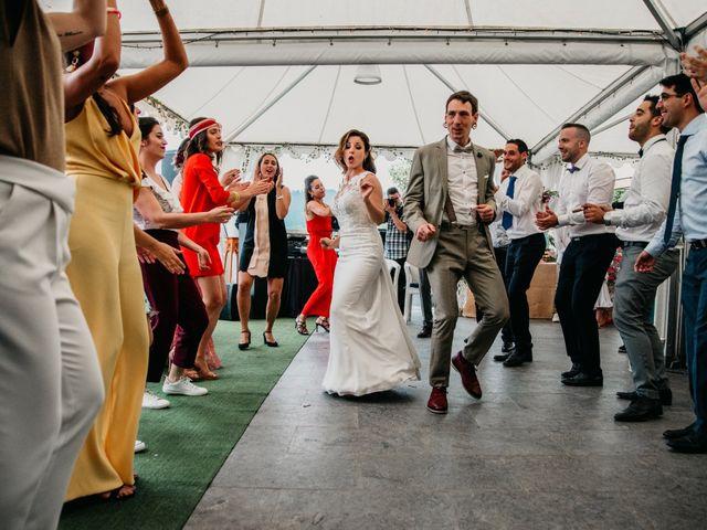 La boda de Etxahun y Ainize en Amurrio, Álava 69