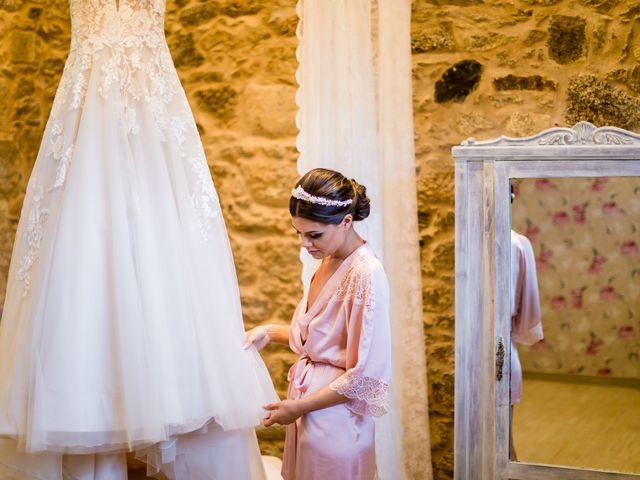 La boda de Jesús y Cayetana en Vilagarcía de Arousa, Pontevedra 31