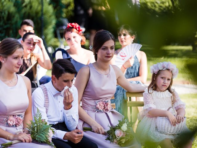 La boda de Jesús y Cayetana en Vilagarcía de Arousa, Pontevedra 54