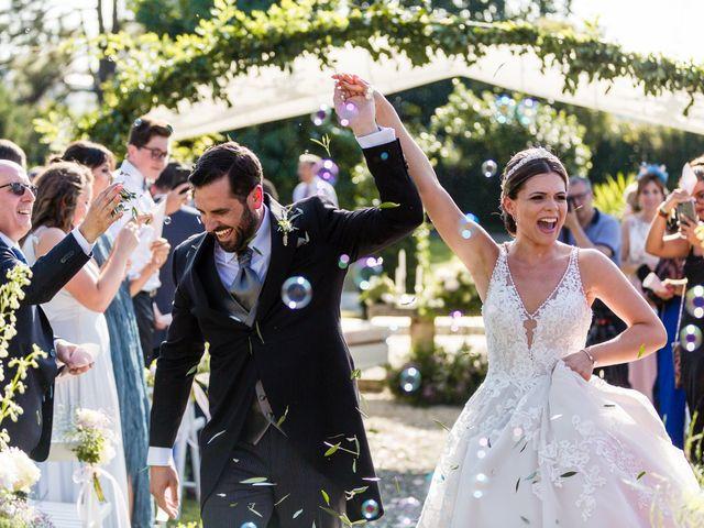 La boda de Jesús y Cayetana en Vilagarcía de Arousa, Pontevedra 62