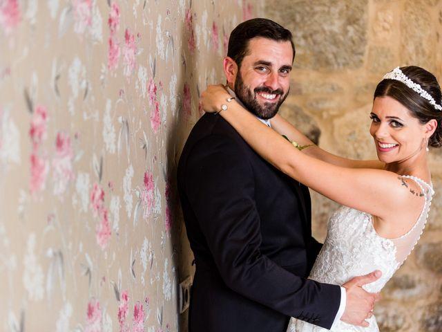 La boda de Jesús y Cayetana en Vilagarcía de Arousa, Pontevedra 68