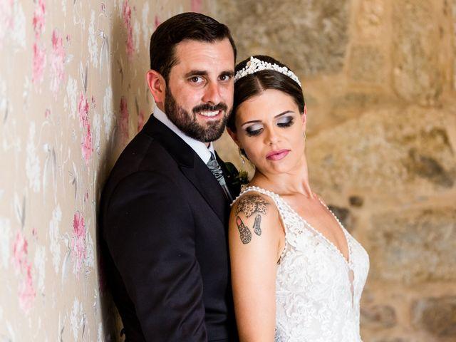 La boda de Jesús y Cayetana en Vilagarcía de Arousa, Pontevedra 70