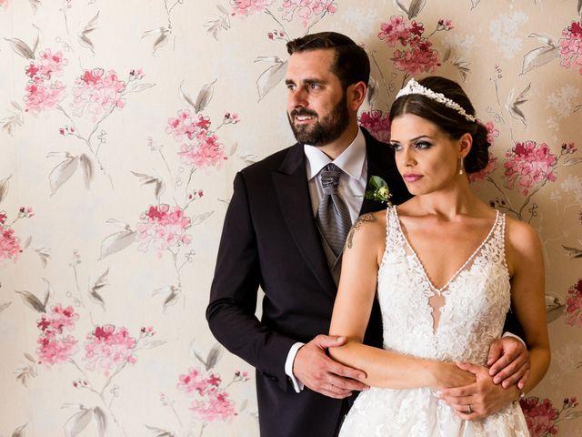 La boda de Cayetana y Jesús