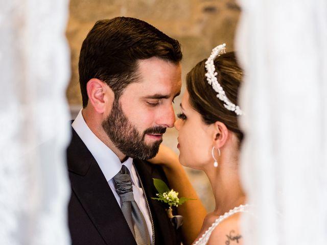 La boda de Jesús y Cayetana en Vilagarcía de Arousa, Pontevedra 71