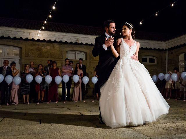 La boda de Jesús y Cayetana en Vilagarcía de Arousa, Pontevedra 95