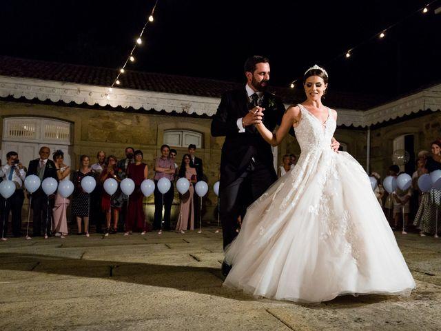 La boda de Jesús y Cayetana en Vilagarcía de Arousa, Pontevedra 96