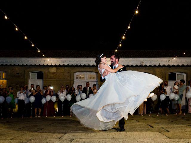 La boda de Jesús y Cayetana en Vilagarcía de Arousa, Pontevedra 98